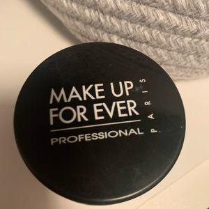 Makeup forever professional high definition powder